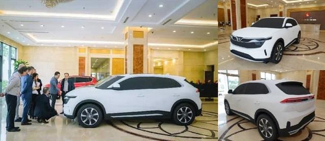 VinFast sẽ ra mắt Lux V8 và ôtô chạy điện trong năm 2020 - 4