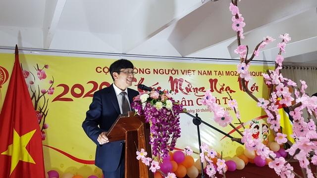 Cộng đồng người Việt tại Mozambique gặp gỡ mừng Xuân Canh Tý - 1