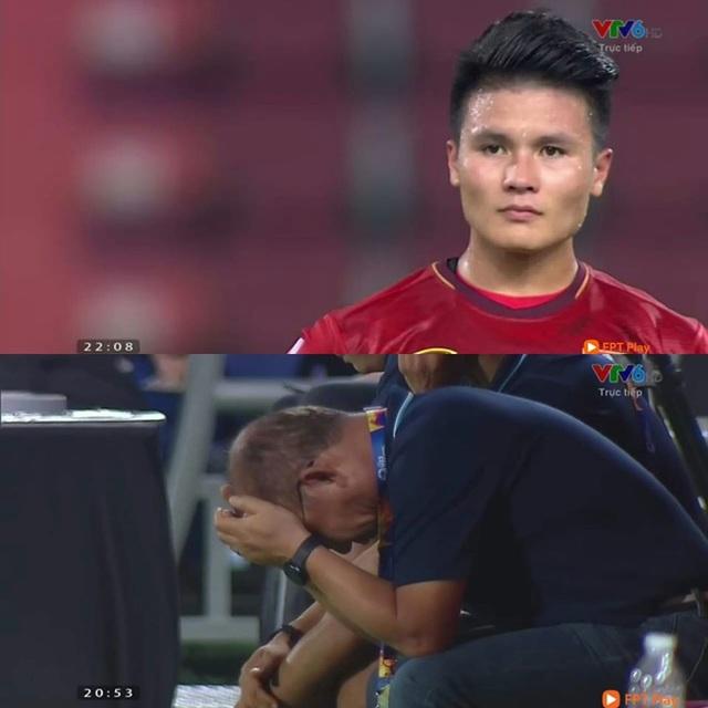 Dân mạng tiếc nuối sau khi đội tuyển Việt Nam chia tay vòng chung kết U23 châu Á - 2
