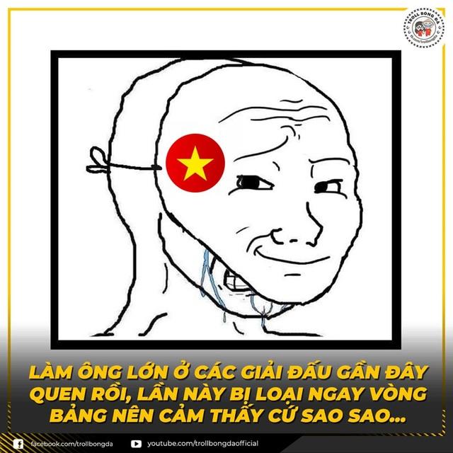 Dân mạng tiếc nuối sau khi đội tuyển Việt Nam chia tay vòng chung kết U23 châu Á - 5