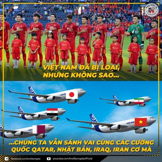 Dân mạng tiếc nuối sau khi đội tuyển Việt Nam chia tay vòng chung kết U23 châu Á - 6