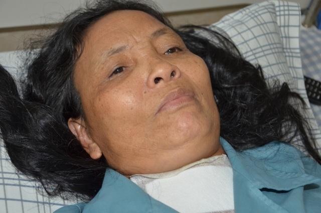 Người phụ nữ đơn thân đau đớn cùng lúc mắc 2 căn bệnh ung thư - 1