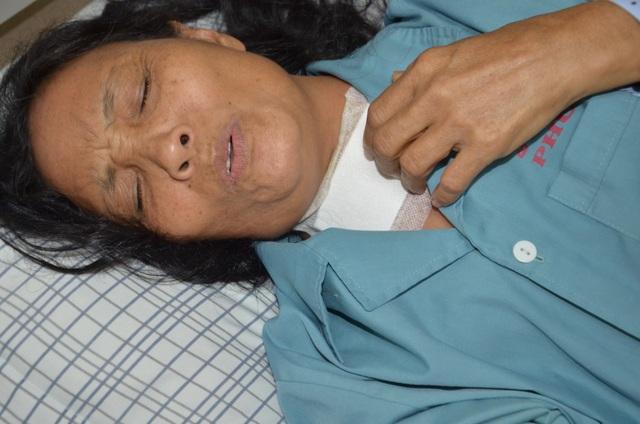 Người phụ nữ đơn thân đau đớn cùng lúc mắc 2 căn bệnh ung thư - 2