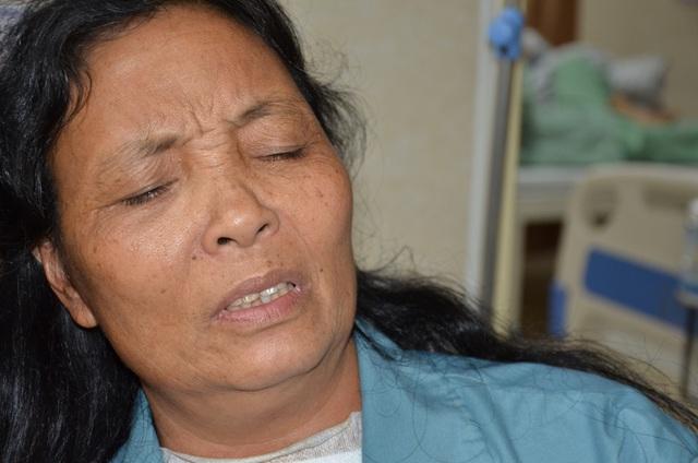 Người phụ nữ đơn thân đau đớn cùng lúc mắc 2 căn bệnh ung thư - 4
