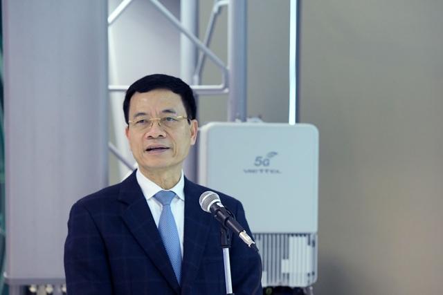 Viettel thực hiện cuộc gọi 5G đầu tiên trên thiết bị 5G Made in Việt Nam, Made by Viettel - 2