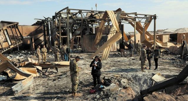 Nhiều binh sĩ Mỹ bị chấn động não sau vụ tấn công tên lửa của Iran - 1