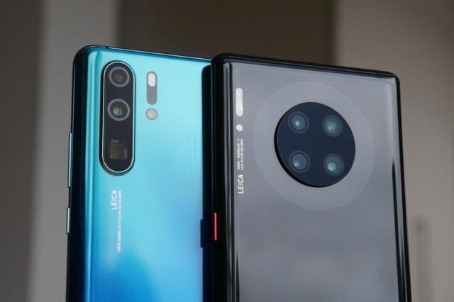 Bị chính phủ Mỹ cấm vận, Huawei vẫn đạt kỷ lục doanh số smartphone - 1