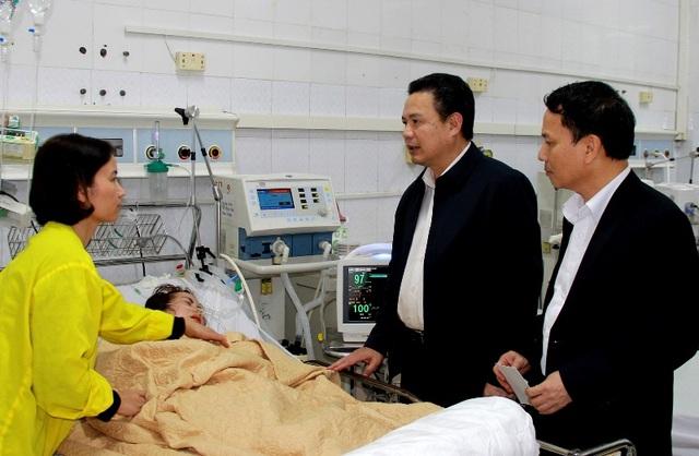 Bộ LĐ-TBXH: Tặng 285 suất quà Tết tại Thanh Hóa - 4