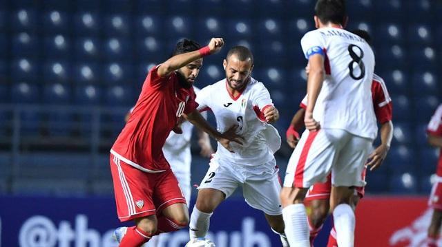 HLV U23 UAE và U23 Jordan cùng khẳng định đã có trận đấu đẹp - 1