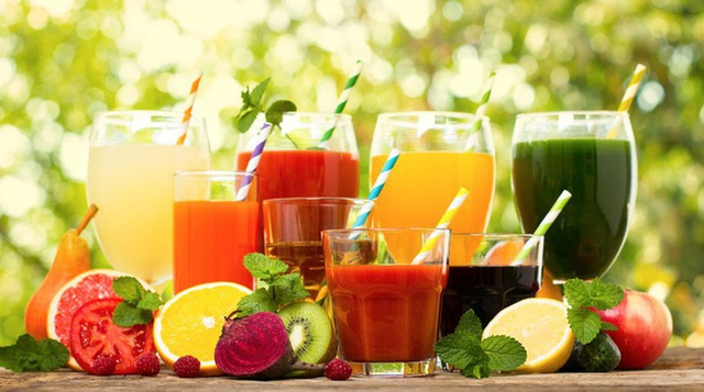 Nước ép trái cây, rau củ có thể chữa ung thư? - 1