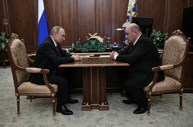 Ông Putin chuẩn bị cho tương lai? - 1