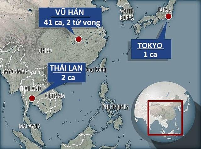 Thái Lan phát hiện bệnh nhân thứ 2 mắc bệnh phổi lạ từ Trung Quốc - 2