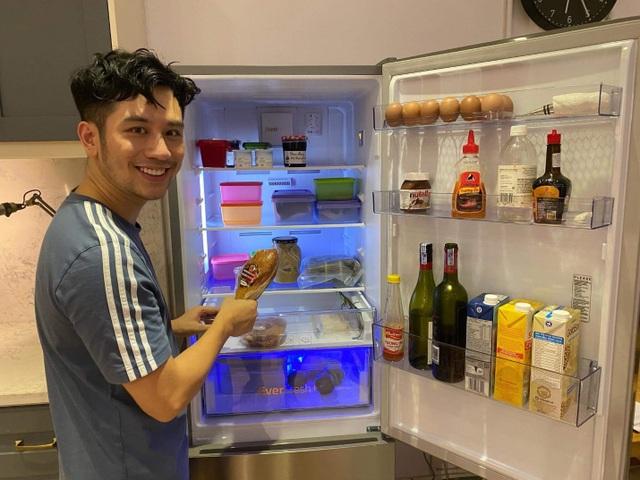 Vào bếp cùng Dino Vũ và Giang Ơi: Biến tấu mâm cơm Tết, kể chuyện ở Châu Âu - 2