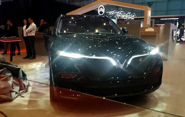 VinFast sẽ ra mắt Lux V8 và ôtô chạy điện trong năm 2020 - 1