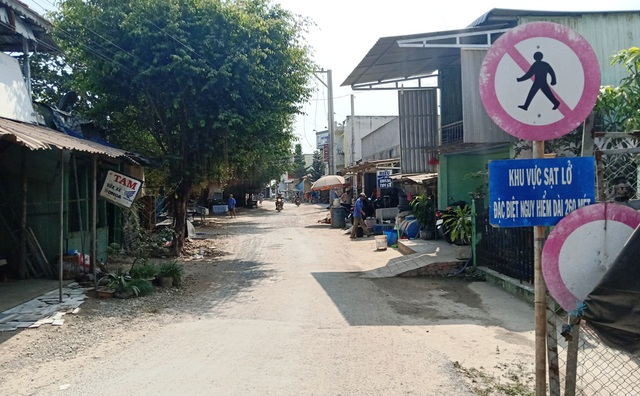 14 hộ dân bị sông Hậu nuốt nhà: Người thấp thỏm chờ nhà, người âu lo nợ nần - 4