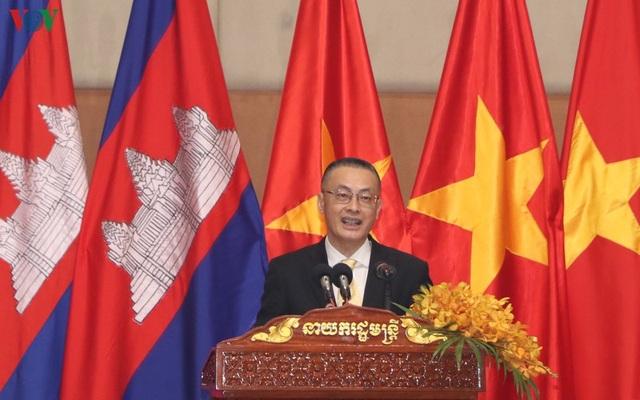 Thủ tướng Campuchia đón Tết Nguyên đán cùng cộng đồng người Việt - 2