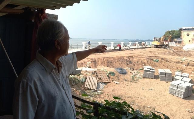 14 hộ dân bị sông Hậu nuốt nhà: Người thấp thỏm chờ nhà, người âu lo nợ nần - 5