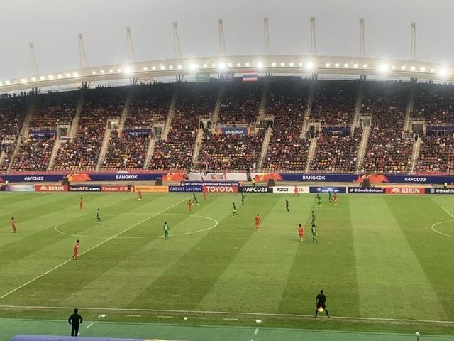 U23 Thái Lan 0-1 U23  Saudi Arabia: VAR loại đội chủ nhà - 6