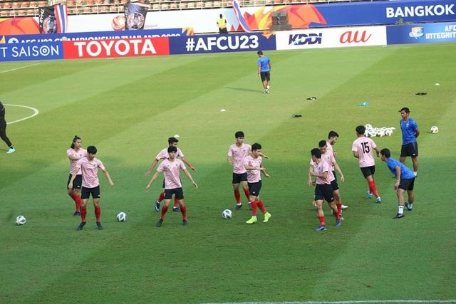 U23 Thái Lan 0-1 U23  Saudi Arabia: VAR loại đội chủ nhà - 10