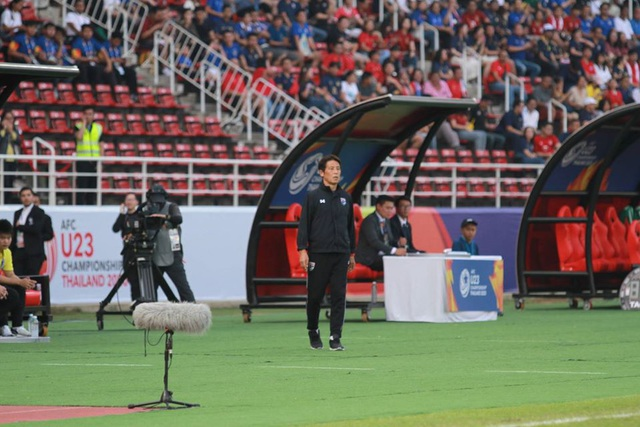 U23 Thái Lan 0-1 U23  Saudi Arabia: VAR loại đội chủ nhà - 2