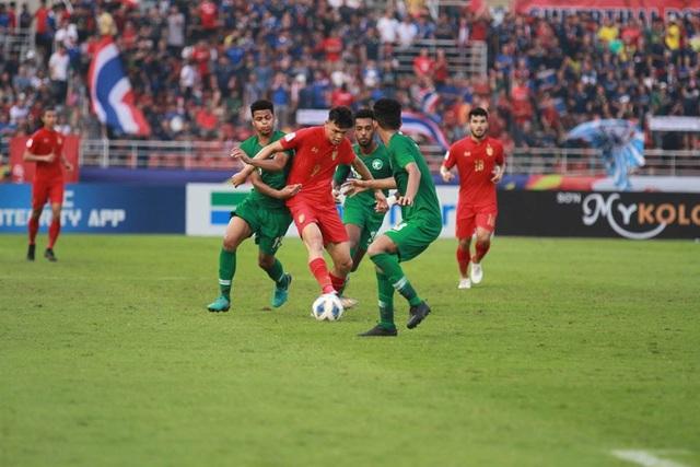 U23 Thái Lan 0-1 U23  Saudi Arabia: VAR loại đội chủ nhà - 5