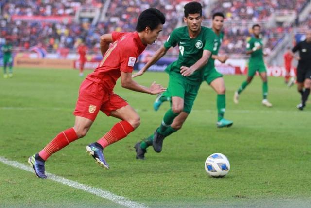 U23 Thái Lan 0-1 U23  Saudi Arabia: VAR loại đội chủ nhà - 3