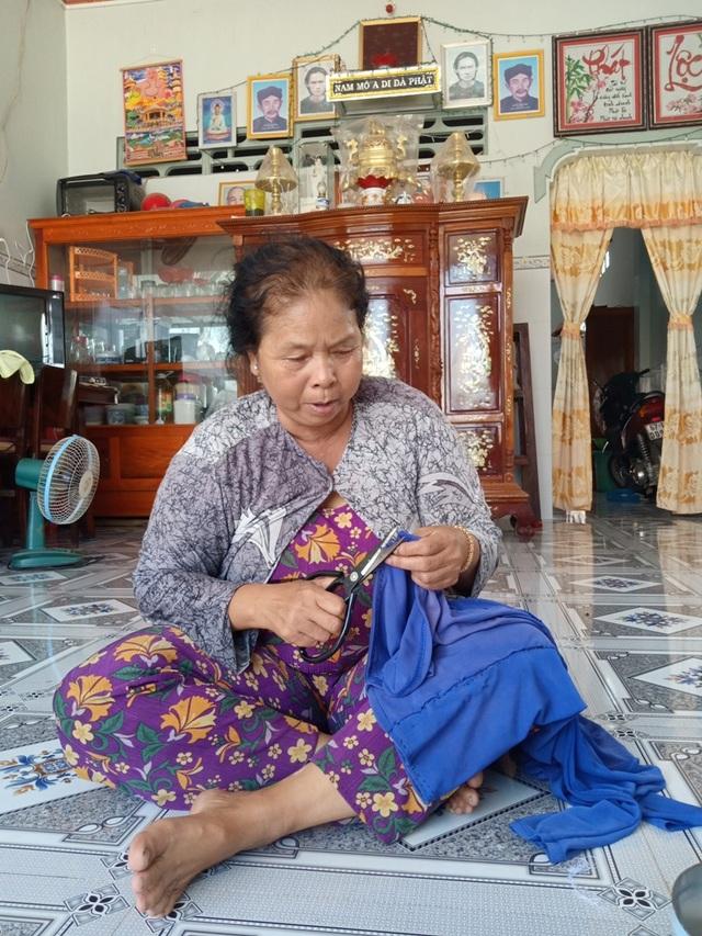 14 hộ dân bị sông Hậu nuốt nhà: Người thấp thỏm chờ nhà, người âu lo nợ nần - 3