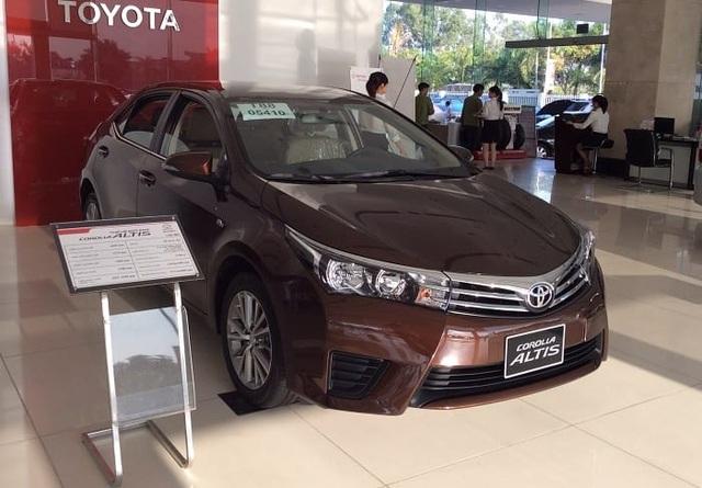 Điểm mặt 10 mẫu xe ế nhất năm 2019, họ nhà Toyota chiếm hơn một nửa - 1