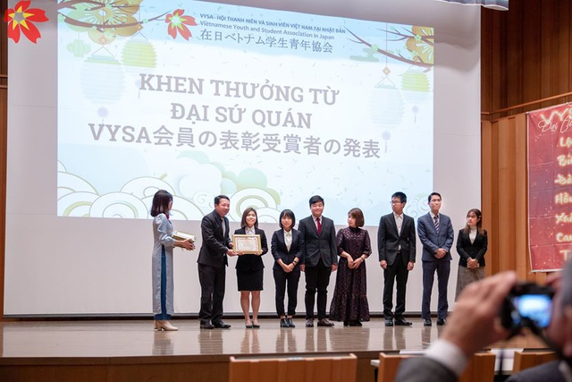 """""""Đại tiệc Tết xa nhà"""" và tìm kiếm Hoa khôi tài sắc của du học sinh Việt tại Nhật - 4"""
