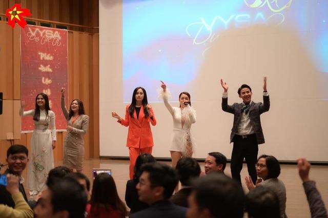 """""""Đại tiệc Tết xa nhà"""" và tìm kiếm Hoa khôi tài sắc của du học sinh Việt tại Nhật - 8"""