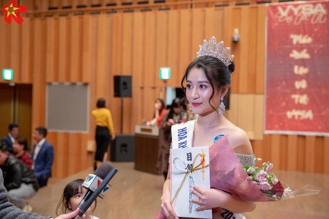 """""""Đại tiệc Tết xa nhà"""" và tìm kiếm Hoa khôi tài sắc của du học sinh Việt tại Nhật - 11"""