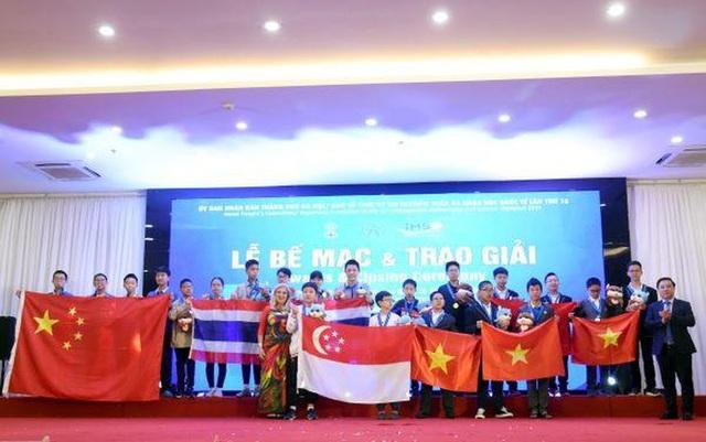 Dấu ấn giáo dục Việt trên các đấu trường quốc tế năm 2019 - 1