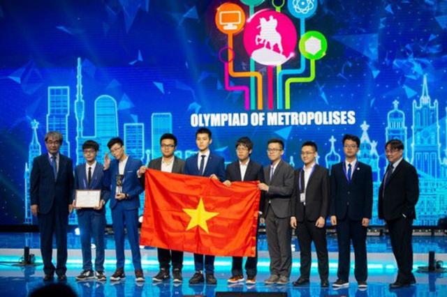 Dấu ấn giáo dục Việt trên các đấu trường quốc tế năm 2019 - 3