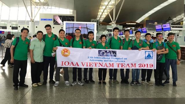 Dấu ấn giáo dục Việt trên các đấu trường quốc tế năm 2019 - 4