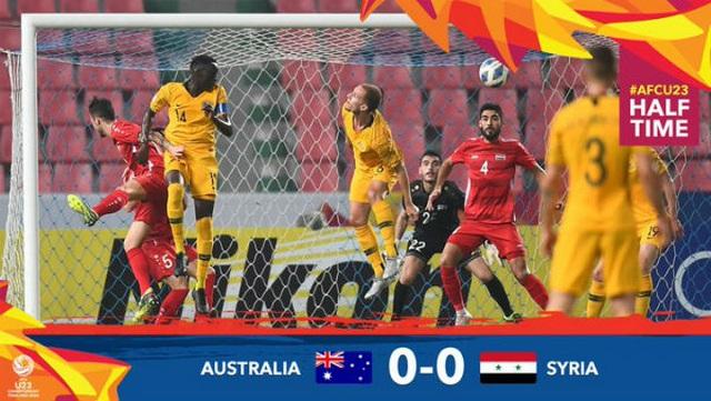 U23 Australia 1-0 U23 Syria: Bàn thắng quý hơn vàng - 2