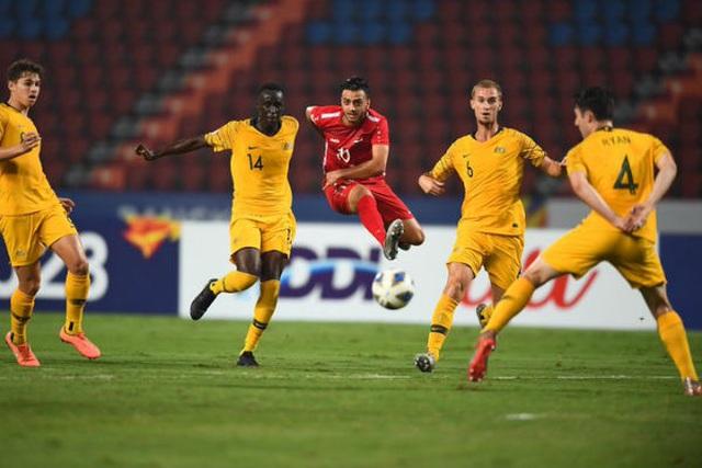 U23 Australia 1-0 U23 Syria: Bàn thắng quý hơn vàng - 3