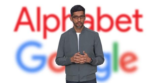 Tiếp bước Apple, Amazon và Microsoft, Google đạt cột mốc giá trị nghìn tỷ USD - 1