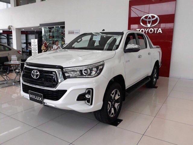 Điểm mặt 10 mẫu xe ế nhất năm 2019, họ nhà Toyota chiếm hơn một nửa - 6