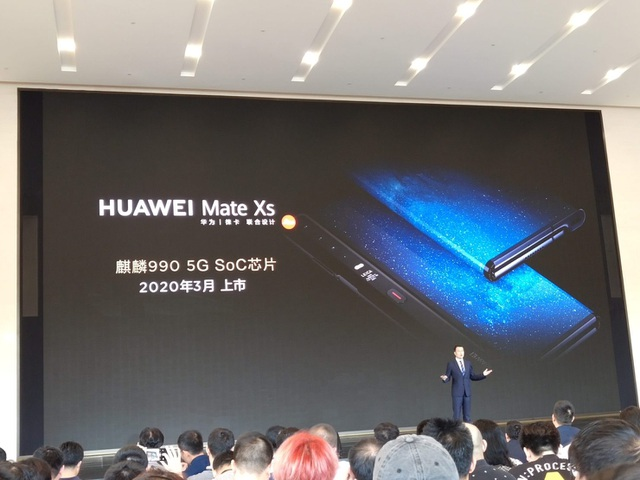 Huawei sắp ra mắt smartphone màn hình gập với mức giá rẻ hơn - 1