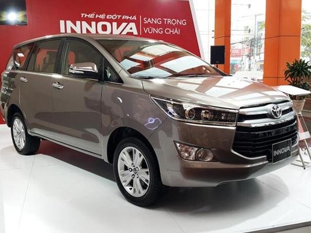 Điểm mặt 10 mẫu xe ế nhất năm 2019, họ nhà Toyota chiếm hơn một nửa - 5