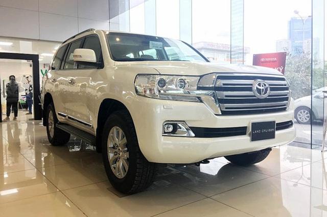 Điểm mặt 10 mẫu xe ế nhất năm 2019, họ nhà Toyota chiếm hơn một nửa - 8