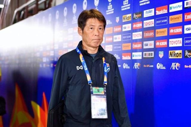 HLV Akira Nishino bực bội vì lịch thi đấu của U23 Thái Lan - 1