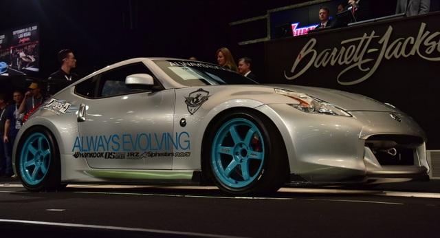 Điều gì khiến một chiếc xe bình thường trở thành xe Nissan 370Z đắt nhất mọi thời đại? - 1