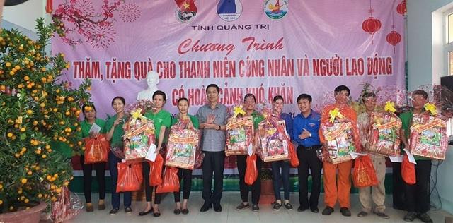 Quảng Trị: Những món quà ấm áp đến với công nhân, người lao động nghèo dịp Xuân về - 2