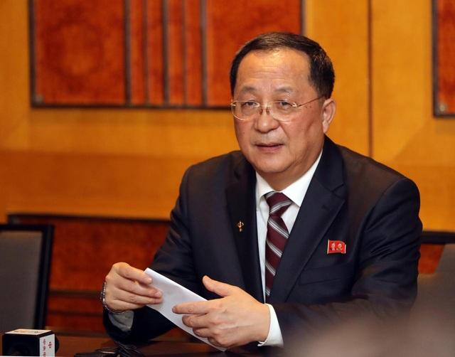 Rộ đồn đoán Triều Tiên thay Ngoại trưởng - 1