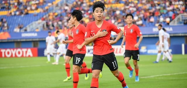 HLV U23 Hàn Quốc đánh giá cao đối thủ U23 Jordan - 2
