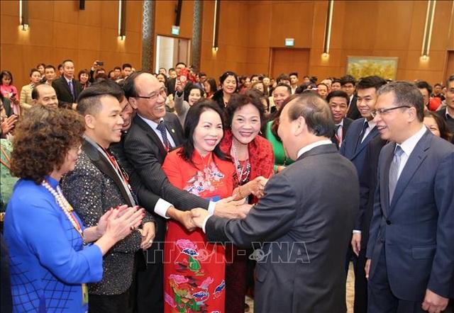 Thủ tướng gặp mặt kiều bào tham dự chương trình Xuân Quê hương 2020 - 3