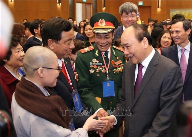 Thủ tướng gặp mặt kiều bào tham dự chương trình Xuân Quê hương 2020 - 6