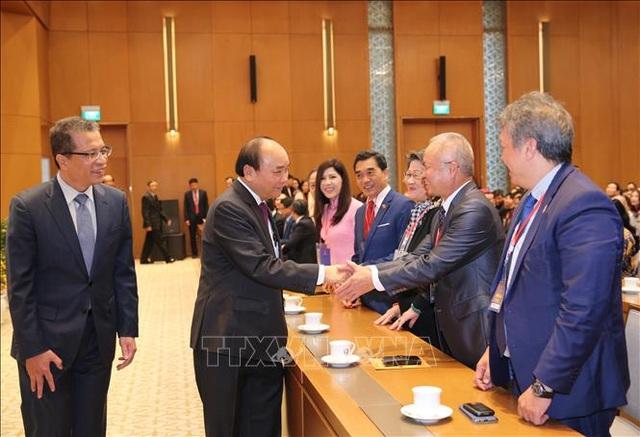 Thủ tướng gặp mặt kiều bào tham dự chương trình Xuân Quê hương 2020 - 4