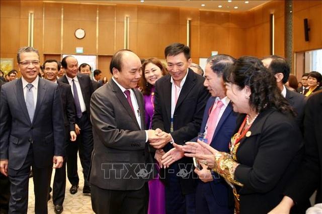 Thủ tướng gặp mặt kiều bào tham dự chương trình Xuân Quê hương 2020 - 5